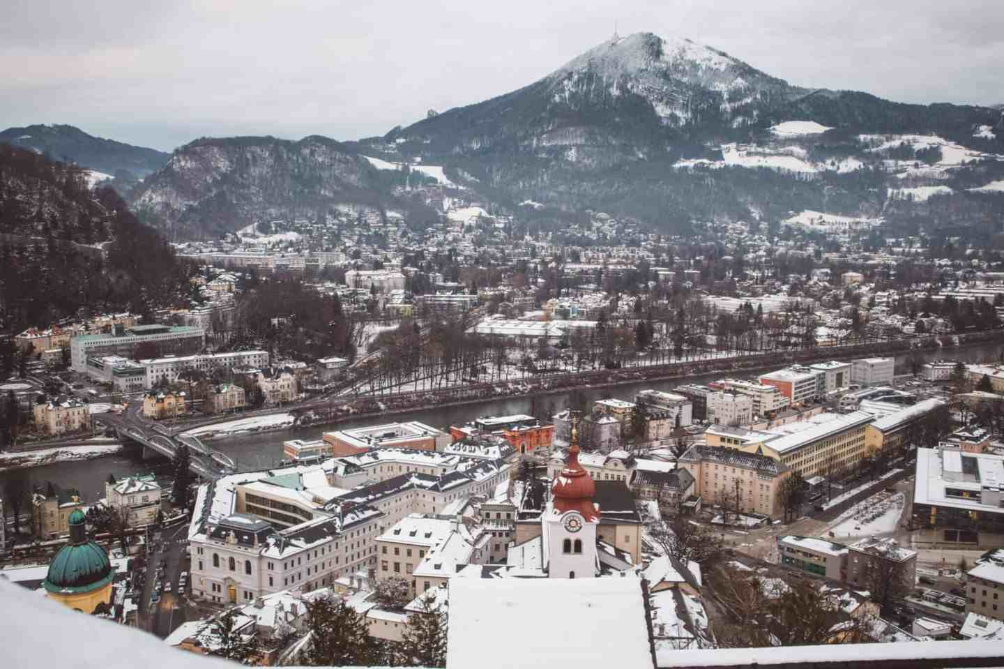Views from the Fortress, Salzburg
