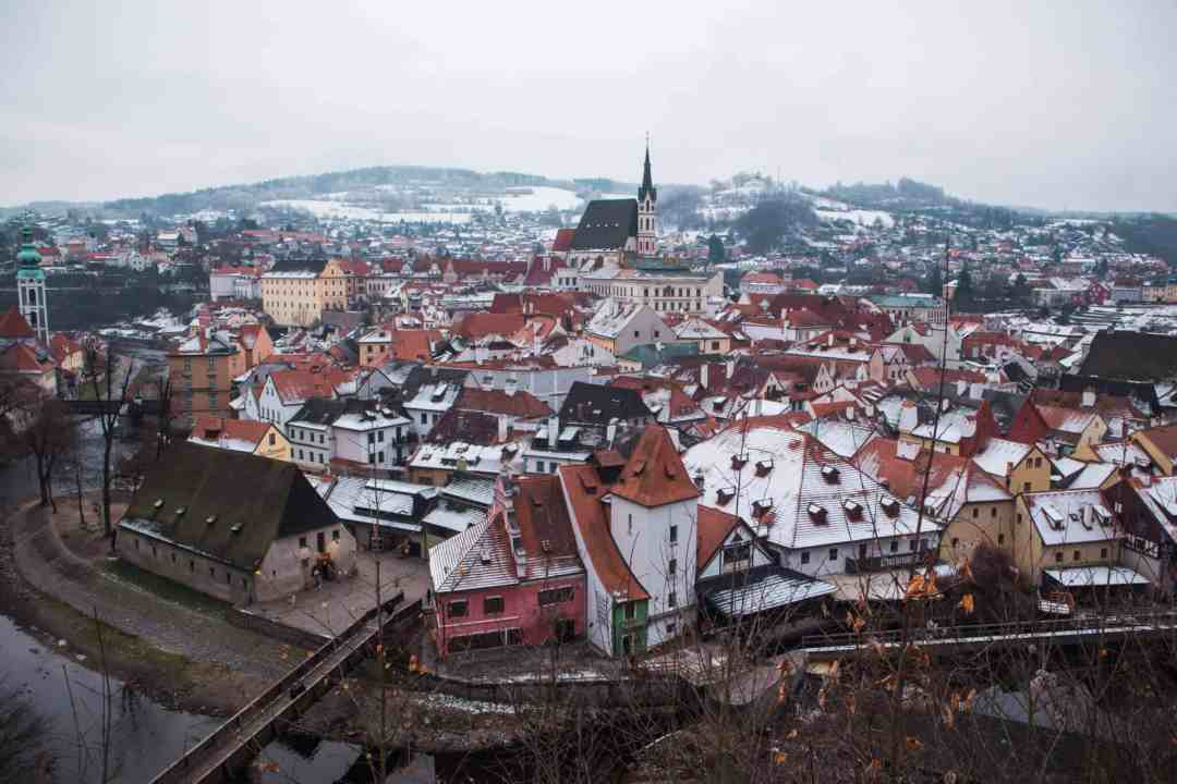 The Most Charming Town in Europe – Cesky Krumlov