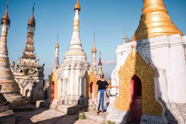 Pagoda - Inle