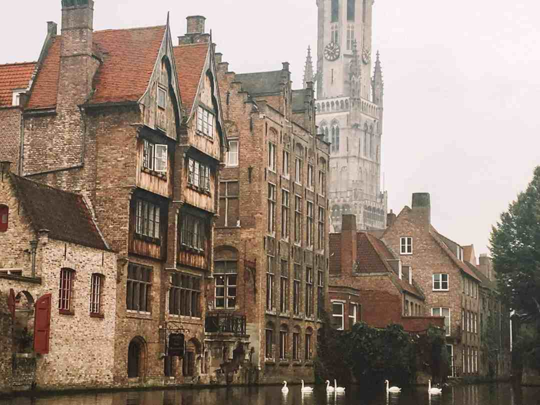 The Eight Day Vacay – Belgium