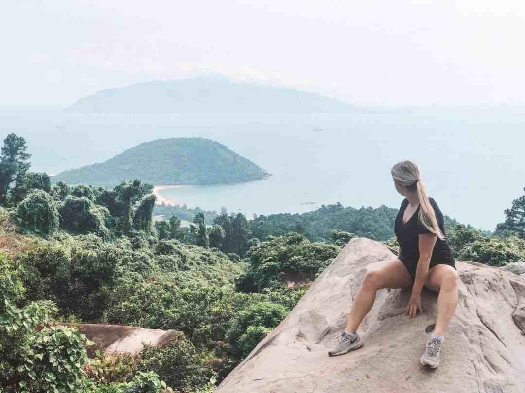 From Hôi An to Hue via the Hai Vân Pass