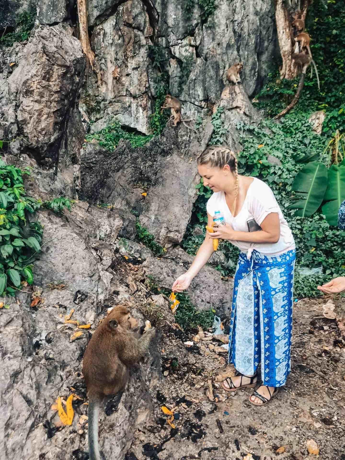 Monkey Temple - Phuket