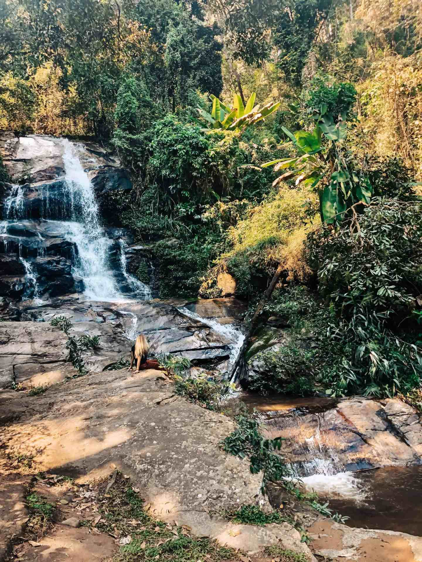 Mon Than Waterfall - Chiang Mai