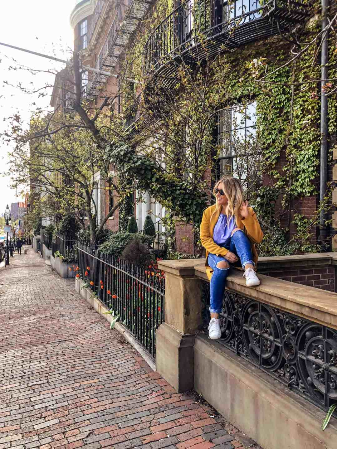 Eight Day Vacation on the East Coast - Boston's Back Bay
