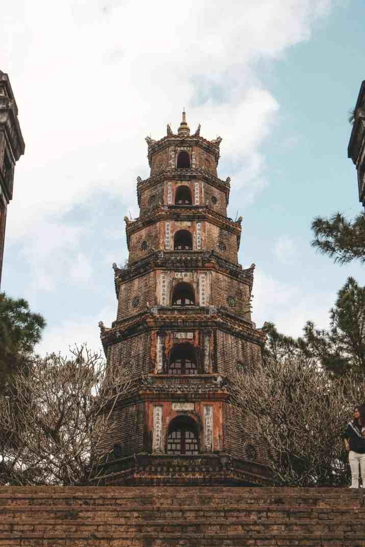 Two Weeks in Vietnam; Hue