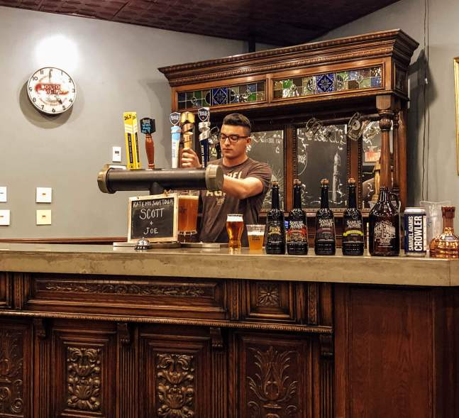 Top 10 Things to Do in Boston - Sam Adams Brewery