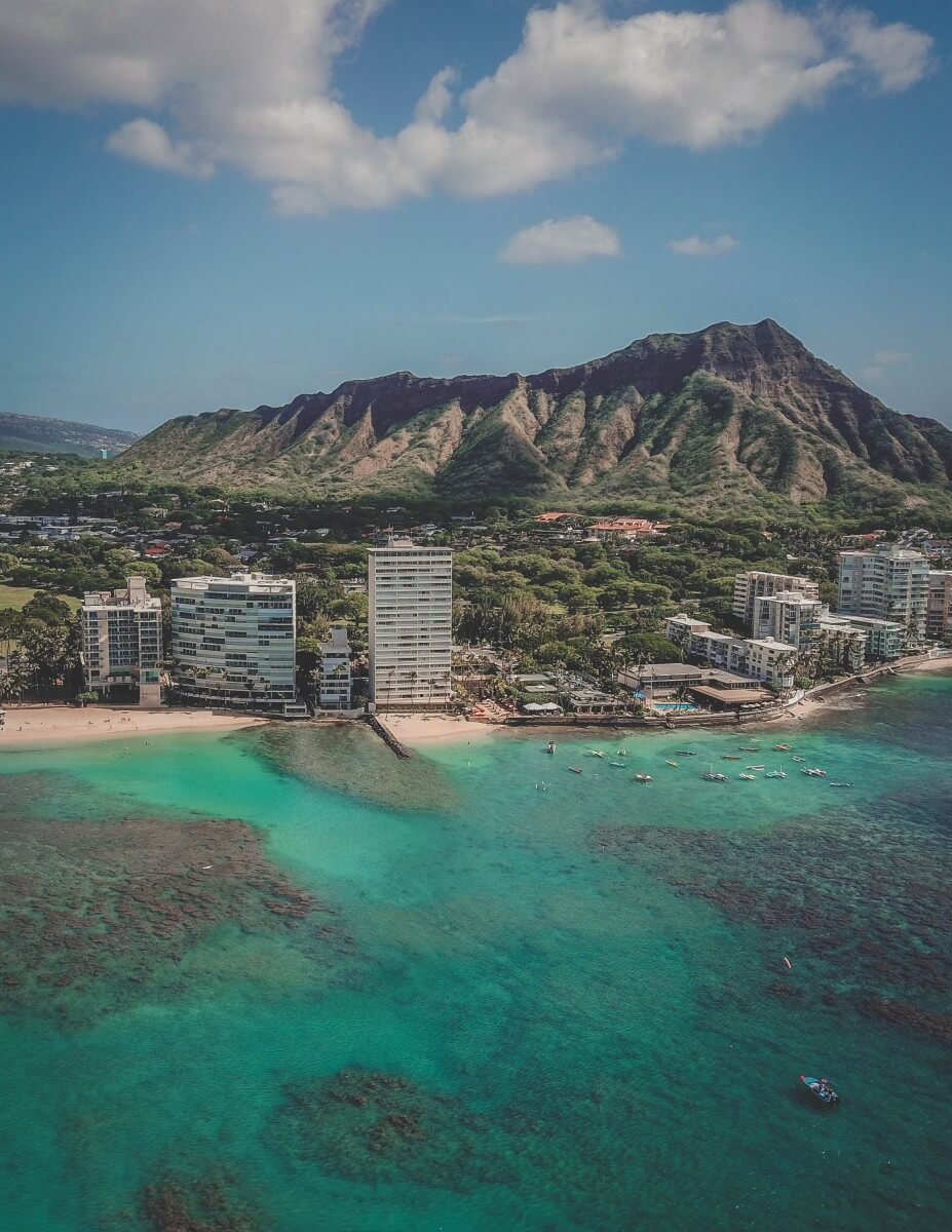 turquoise waters that prove Hawaii is one of the top states to visit in the USA