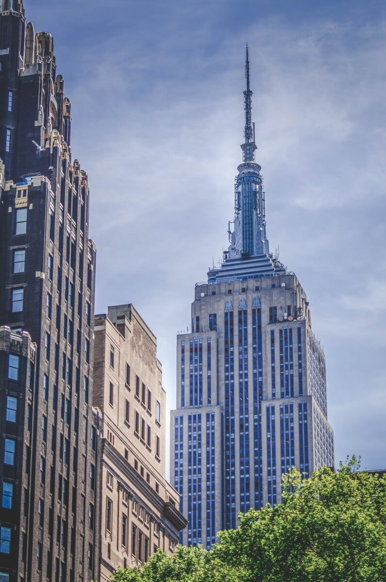 This is why New York is one of the top states to visit in the USA: iconic building