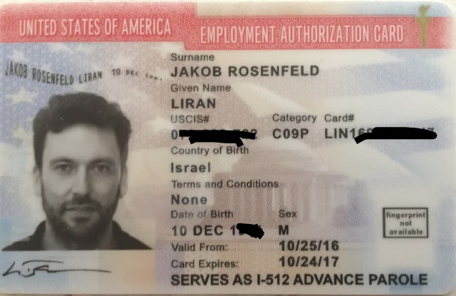 employment authorization card expired   Applydocoument co