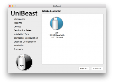 hackintosh unibeast