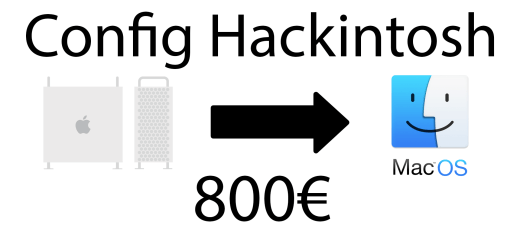 hackintosh mac 800 euros
