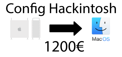 config hackintosh 1200€