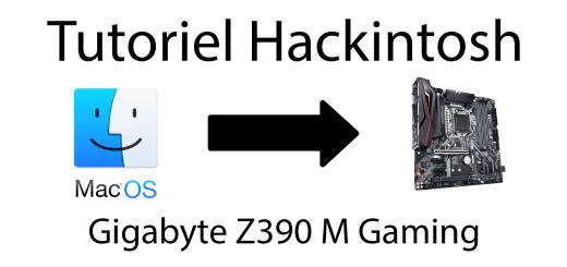 hackintosh gigabyte z390 m gaming
