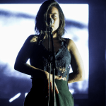 Mitski delivers intimate, vulnerable performance at Wiltern
