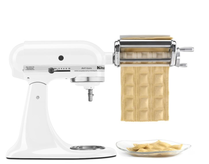 Kitchenaid Pasta Attachments Maker