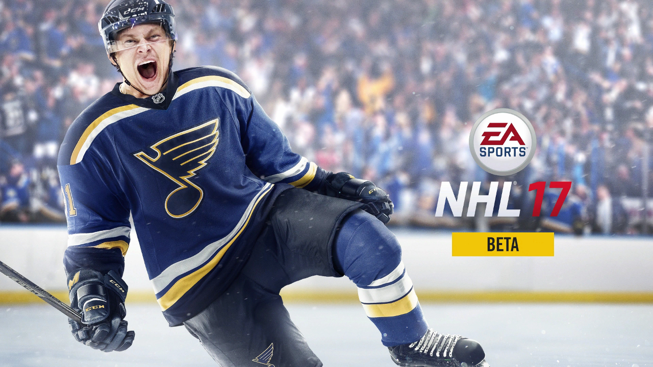 The NHL 17 Online Beta Has Gone Live