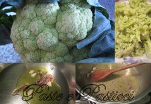 pasta coi broccoli arriminati