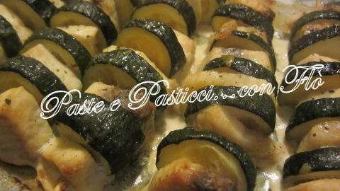 spiedino di pesce spada e zucchine2