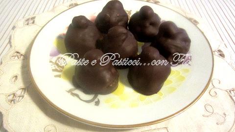 baci di cioccolato