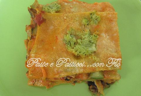 lasagna vegetariana1