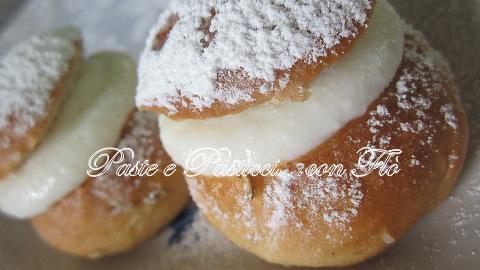 biscotti di San Martino ripieni
