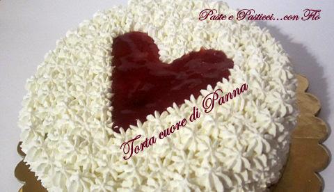 torta cuore di panna1