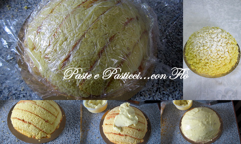 Torta mimosa al limone-003