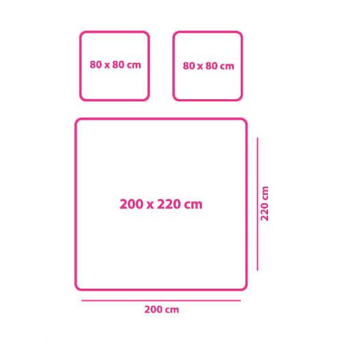 1_bettwaesche-200x220-cm-100-baumwollsatin-verdeckter-reissverschluss-atmungsaktive-3-teilig-bettbezug-set-mit-2-mal-kissenbezuge-80x80