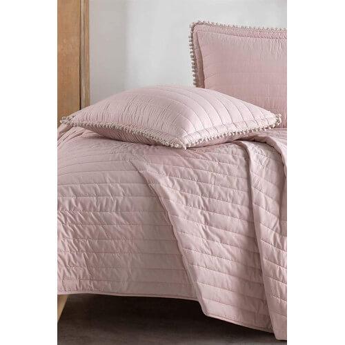 tagesdecke-260x240-cm-3-teilig-set-rosa-unifarbe-bettueberwurf-fuer-doppelbett-pedra-v3_2