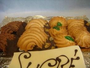 Bandeja de Pastas