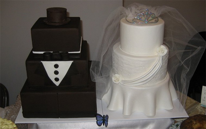 black-and-white-wedding-cake-designs-and-wedding-cake-unusual-black-and-white-wedding-cakes