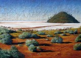 Adrianne Kinnear - Late Afternoon on Lake Ballard