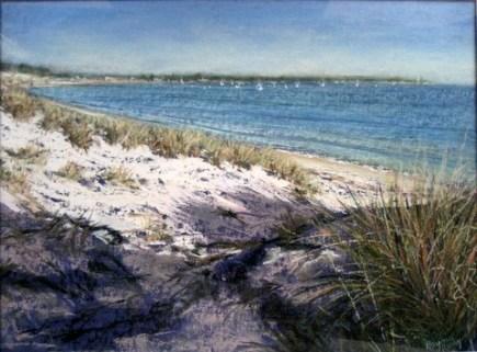 Rayma Reany - Rottnest Sand Dunes