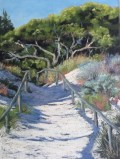 Val Brooks - Beach Path - Rottnest