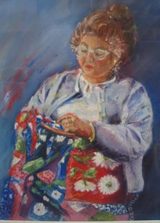Zoe Butler - The Quilter