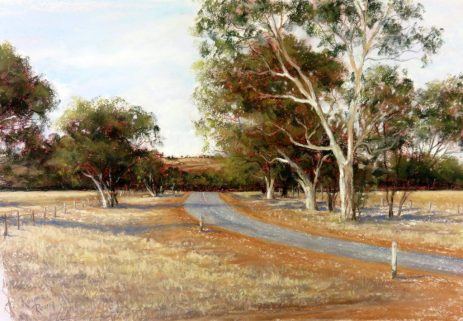 Rayma Reany - Through the Wheatbelt