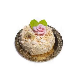 Torta Semifreddo Meringata