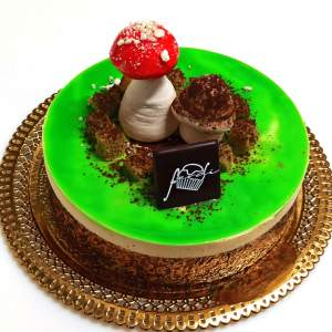 torta sottobosco