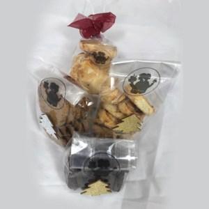 Biscotti Torta della Nonna