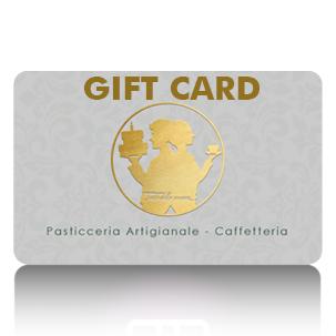 Gift card carta regalo