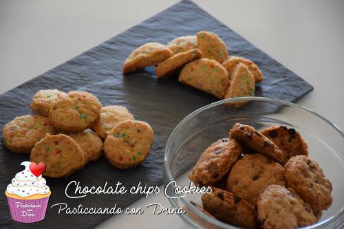 Chocolate Chips Cookies di Damiano Carrara