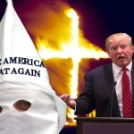 President's Reelection Campaign Unveils New White Pointed MAGA Hoods