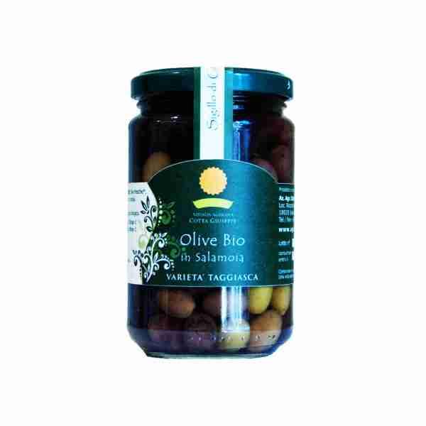 Olive Bio in salamoia