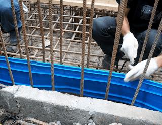 pemasangan waterstop