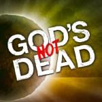 God's Not Dead Sermon Art