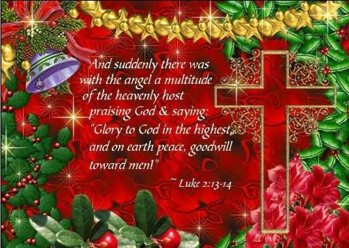 Christian Quotes Christmas Blessing