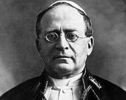 Convegno Pio XI