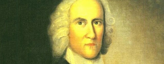 Jonathan Edwards and Justification: An Interview with Author Josh Moody (And How to Win a Free Copy)