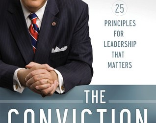 "My Top 10 Quotes from Albert Mohler's ""The Conviction to Lead"""