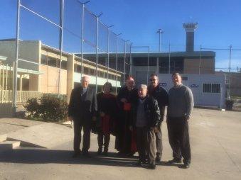 Visita de don Carlos a Soto del Real (navidades 2016)